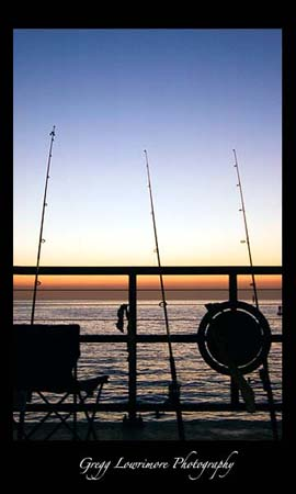 Sundown Fishing