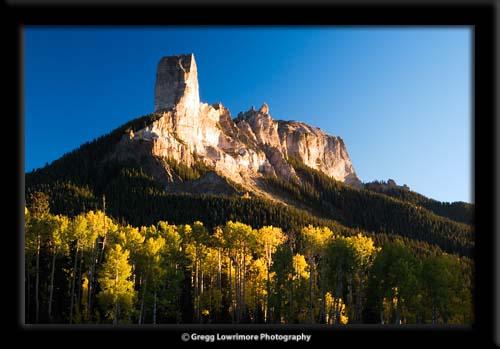 Chimney Rock, Owl Creek Pass