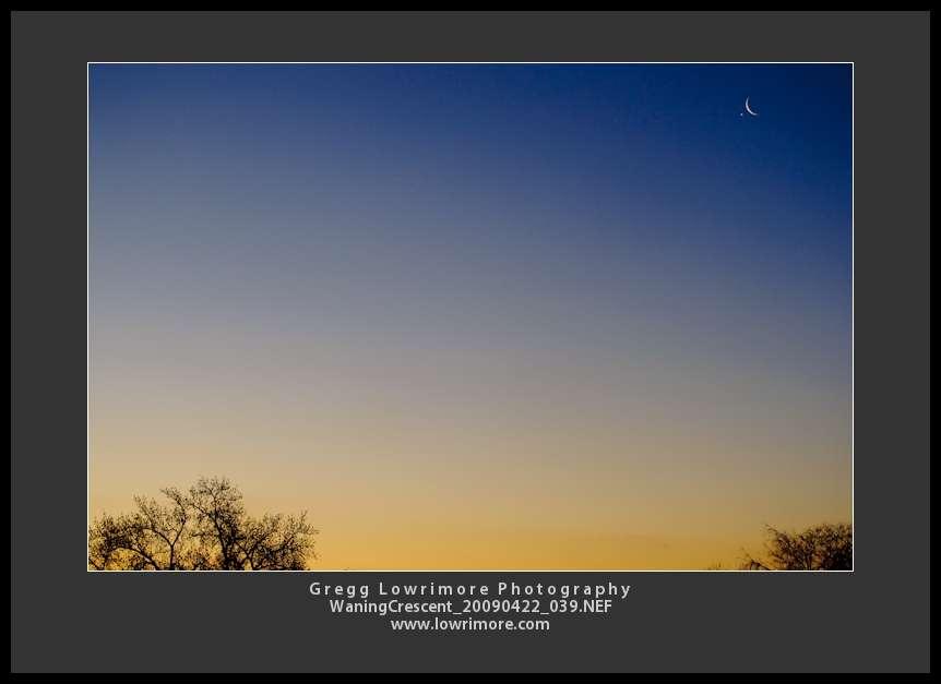 Venus sunrise'