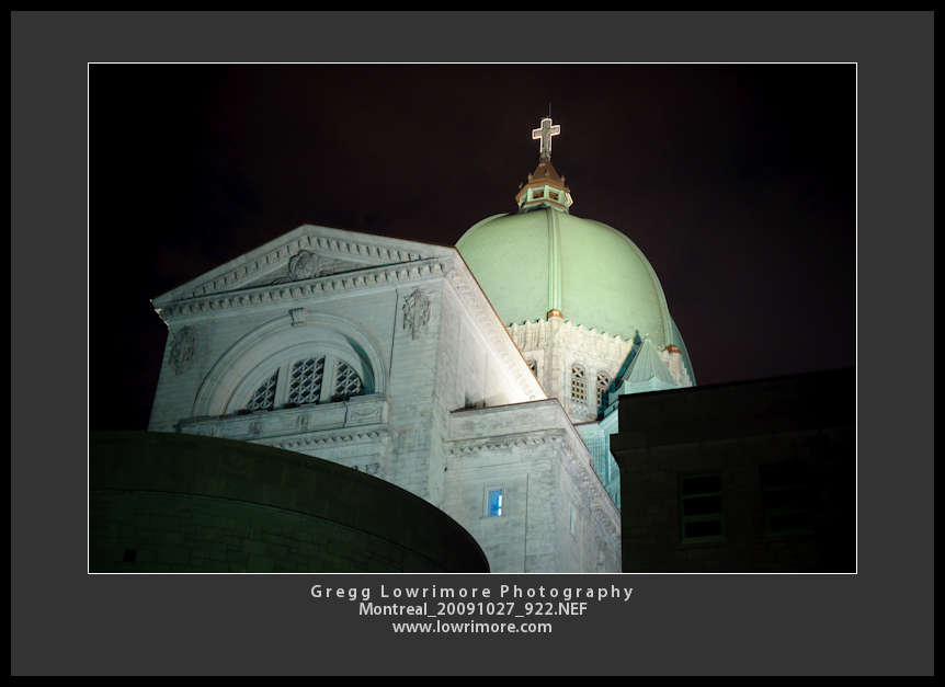Montreal - Saint Joseph's Oratory of Mount Royal