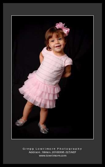 Addison at 18 Months