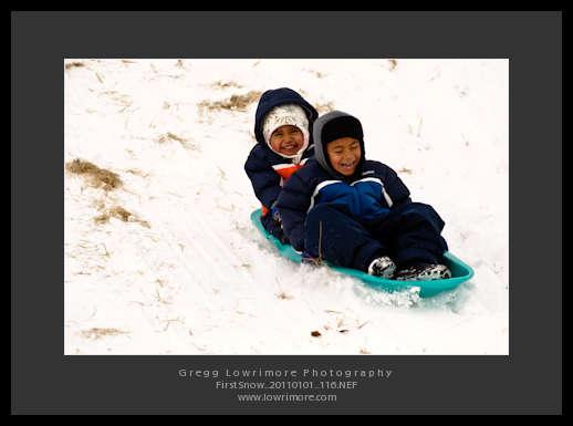 First Snow 116