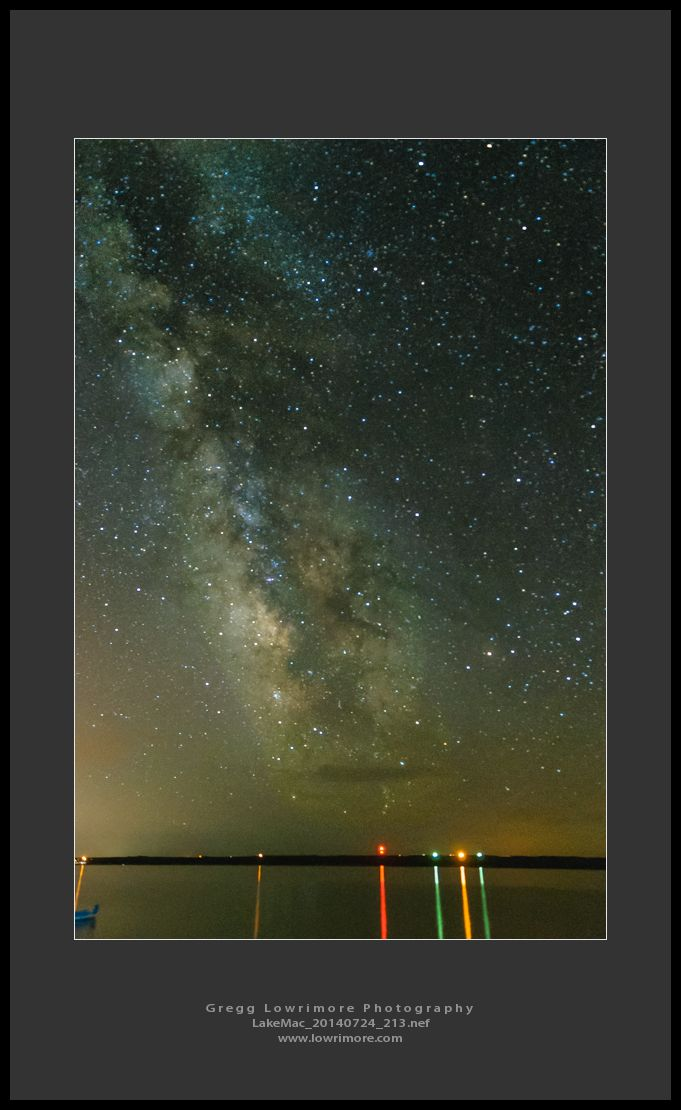 LakeMac 20140724 213 Milky Way from Lake Maconaughy