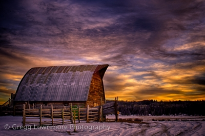 Fetcher Barn, Steamboat Springs, Colorado