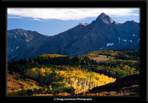 Mount Sneffels Wilderness Overlook