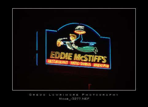 Eddie McStiffs