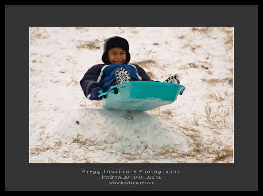 First Snow 220