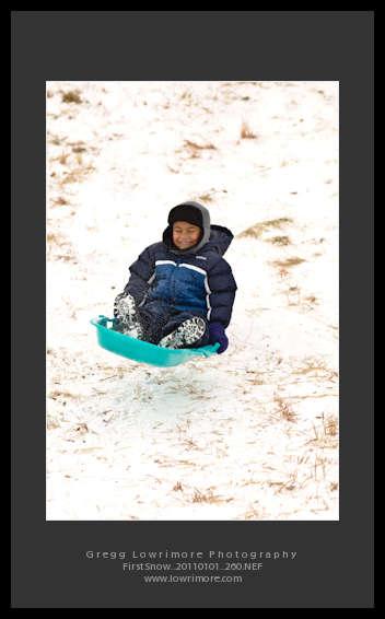 First Snow 260