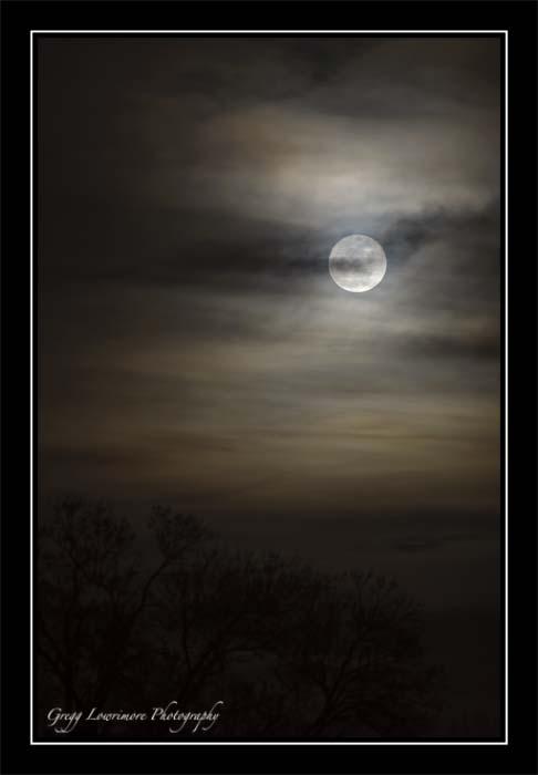 Perigee Full Moon