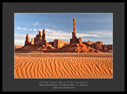 Totem Pole © Gregg Lowrimore Photography