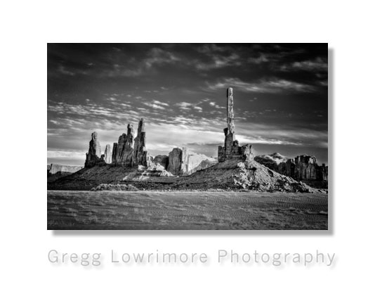 Totem Pole II © Gregg Lowrimore Photography