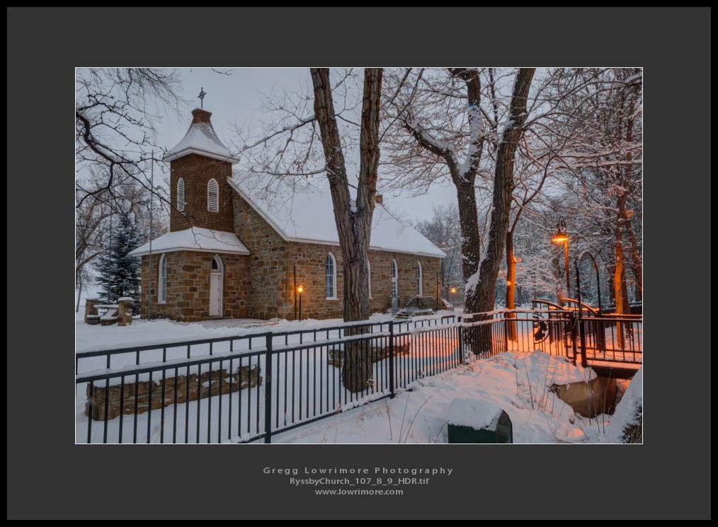 Ryssby Church 107_8_9 HDR